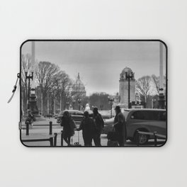 Welcome Back Laptop Sleeve