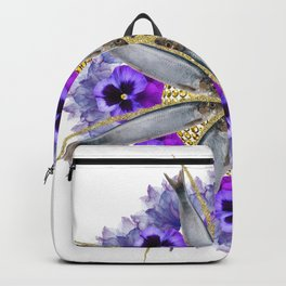 how much is the fish? Backpack