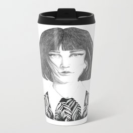 Elisabeth Metal Travel Mug