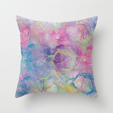 Summer Craziness 2 Throw Pillow