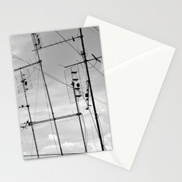 Le antenne di Roma Stationery Cards