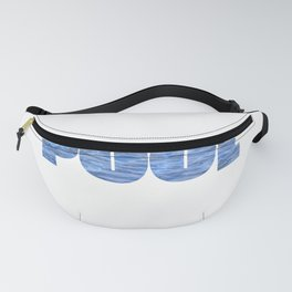 POOL My Pool print for Swimming Fans Gift Fanny Pack