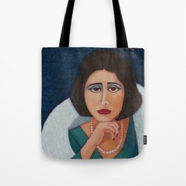 Florbela Espanca Tote Bag