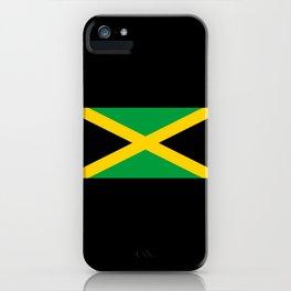 Jm Flag iPhone Case