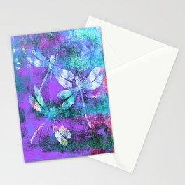 Mauritius Dragonflies WW Stationery Cards
