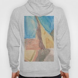 String Instruments and Books Hoody