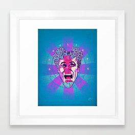 Derelicte::Mugatu Framed Art Print