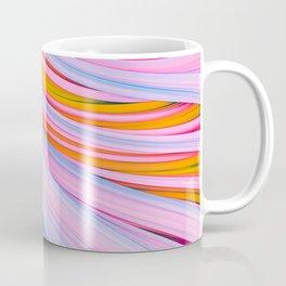 Strain Wave. Abstract Coffee Mug