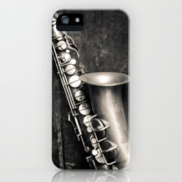 Music in my heart iPhone Case