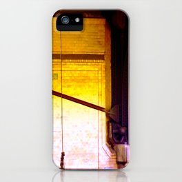 cable dance iPhone Case