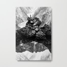 I will come to your river Metal Print