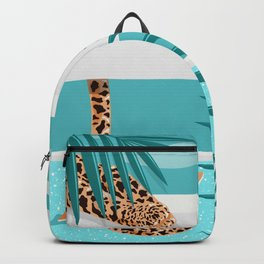 Big Cat on Vacation I. Backpack