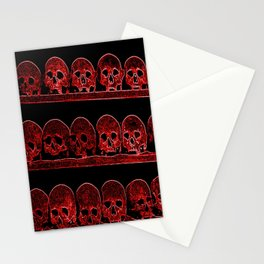 Skulls I Stationery Cards
