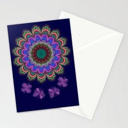 Floral Splendor Stationery Cards