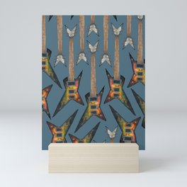 Electric Guitar 3 Mini Art Print