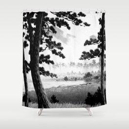Revisiting Kana Shower Curtain