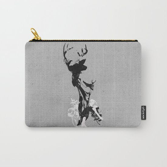 Last time I was a Deer Carry-All Pouch