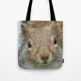 The other faces of Squirrel 4 Tote Bag