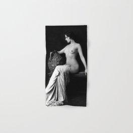 Ziegfeld Follies Girl Hand & Bath Towel