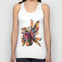 vodka Tank Tops featuring vodka by Urban Artist