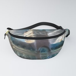 Icy Dunkirk Fanny Pack