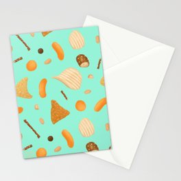 Dirty Finger Snacks Stationery Cards
