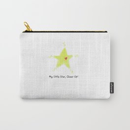 Fan's little positive energy - My little star,Cheer Up! Carry-All Pouch