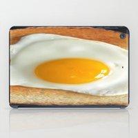 breakfast iPad Cases featuring Breakfast by Asano Kitamura