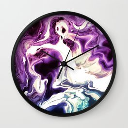DRAMAQUEEN Wall Clock