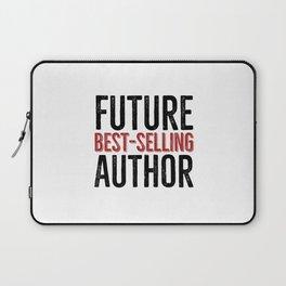 Future Best-Selling Author Laptop Sleeve