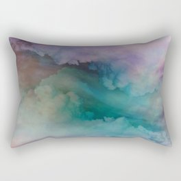 Astral Projection by Nature Magick Rectangular Pillow