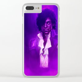 dearly beloved. Clear iPhone Case