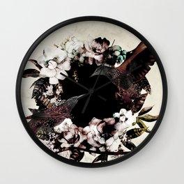 DEEP ROLLERS (STARLINGS) Wall Clock