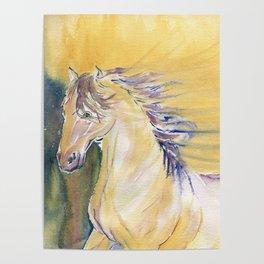 Horse Spirit Poster
