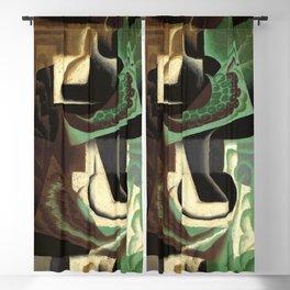 """Juan Gris """"La Grappe De Raisin"""" Blackout Curtain"""