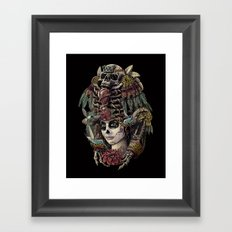 Day of the Dead (Ancient Guardians) Framed Art Print