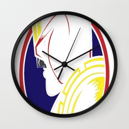 Judge, Jury & Executioner Wall Clock