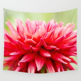 Karma Thalia Dahlia In Full Bloom Wall Tapestry