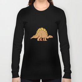 DinoKids Stegosaurus 01 Long Sleeve T-shirt