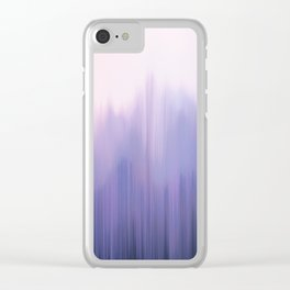 The Morning After Clear iPhone Case