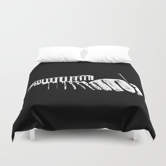 dominoes  Duvet Cover
