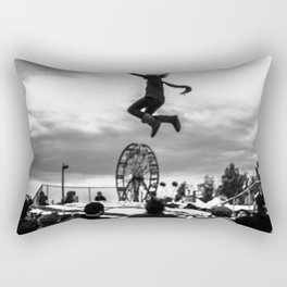 Fairgrounds Rectangular Pillow