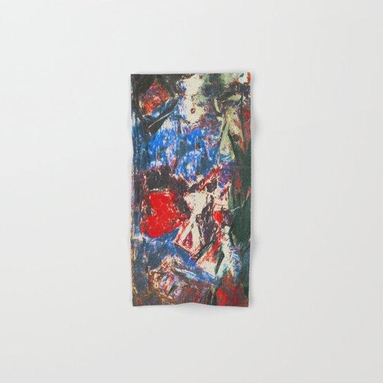 女性着物着て (woman wearing kimono) Hand & Bath Towel