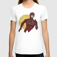 the flash T-shirts featuring Flash by Charleighkat