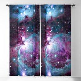 Dark Unicorn Orion Nebula Blackout Curtain