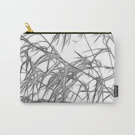 Winter Grasses II Carry-All Pouch
