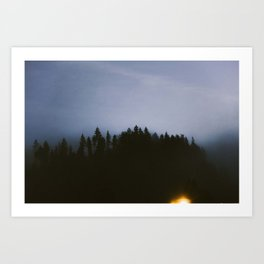 Grants Pass, OR Art Print