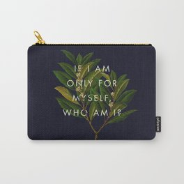The Theory of Self-Actualization II Carry-All Pouch