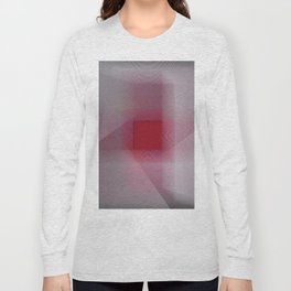 Red Cross Long Sleeve T-shirt