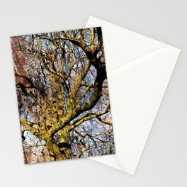 Magic Dream of a Tree Stationery Cards